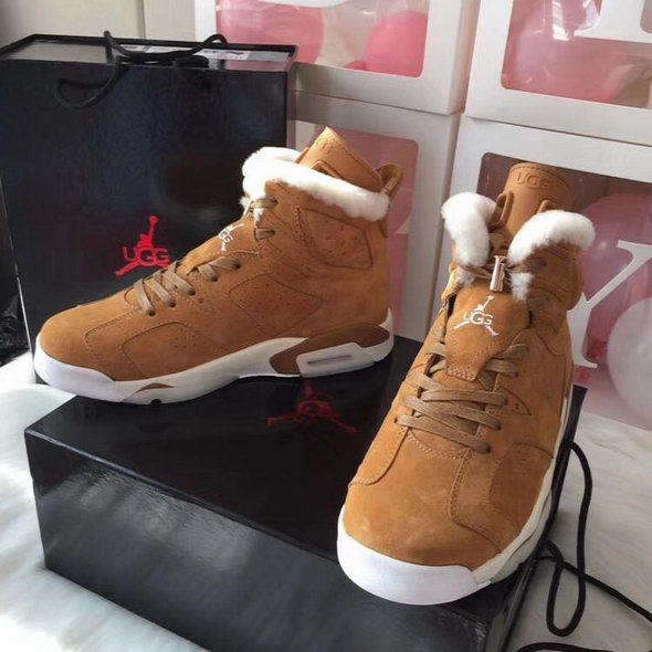 men ugg mix jordan boot003