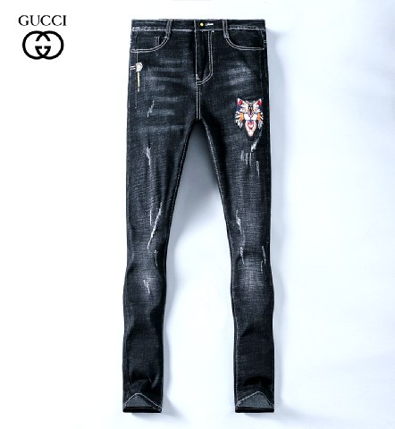 men Gucci jeans004