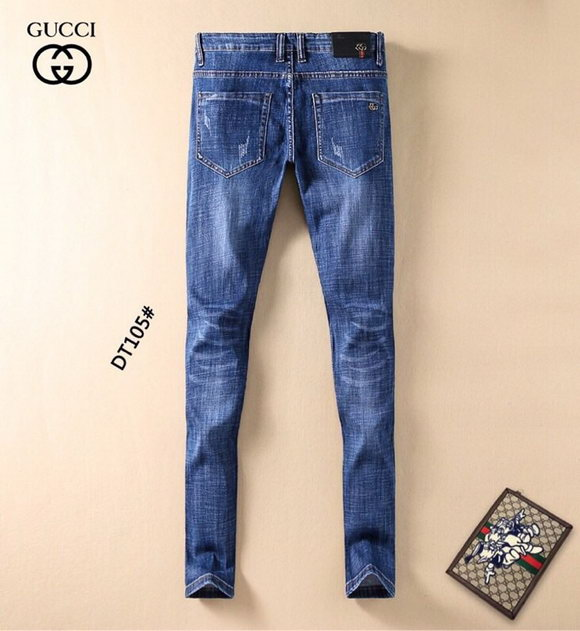 men Gucci jeans005