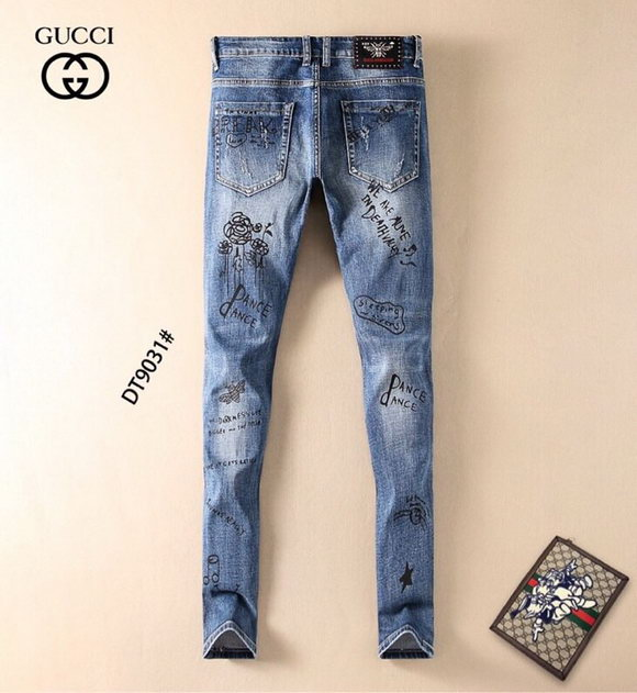 men Gucci jeans009