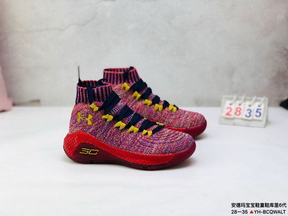 kid Under Armour shoes001