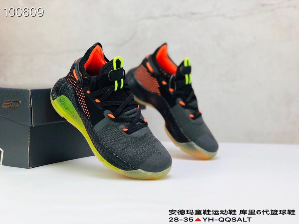 kid Under Armour shoes008