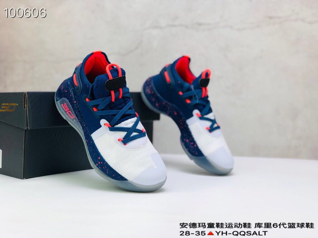 kid Under Armour shoes007