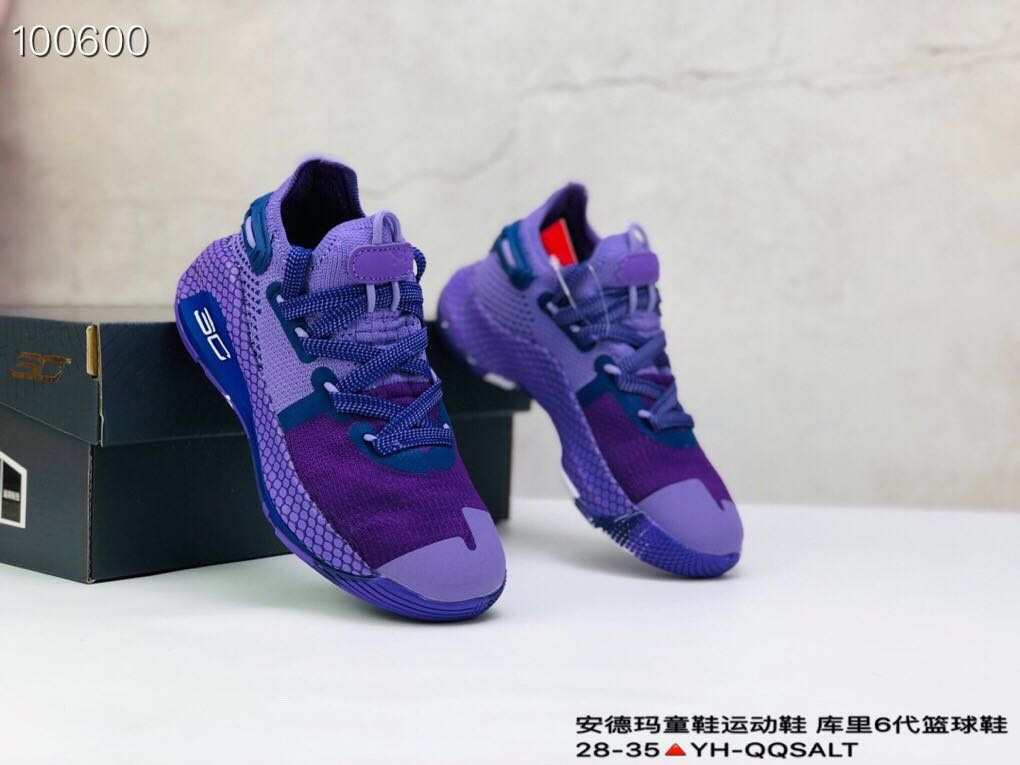 kid Under Armour shoes011
