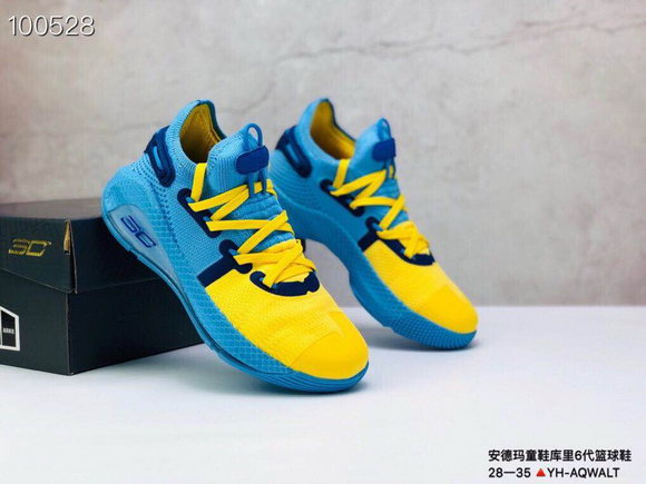 kid Under Armour shoes013