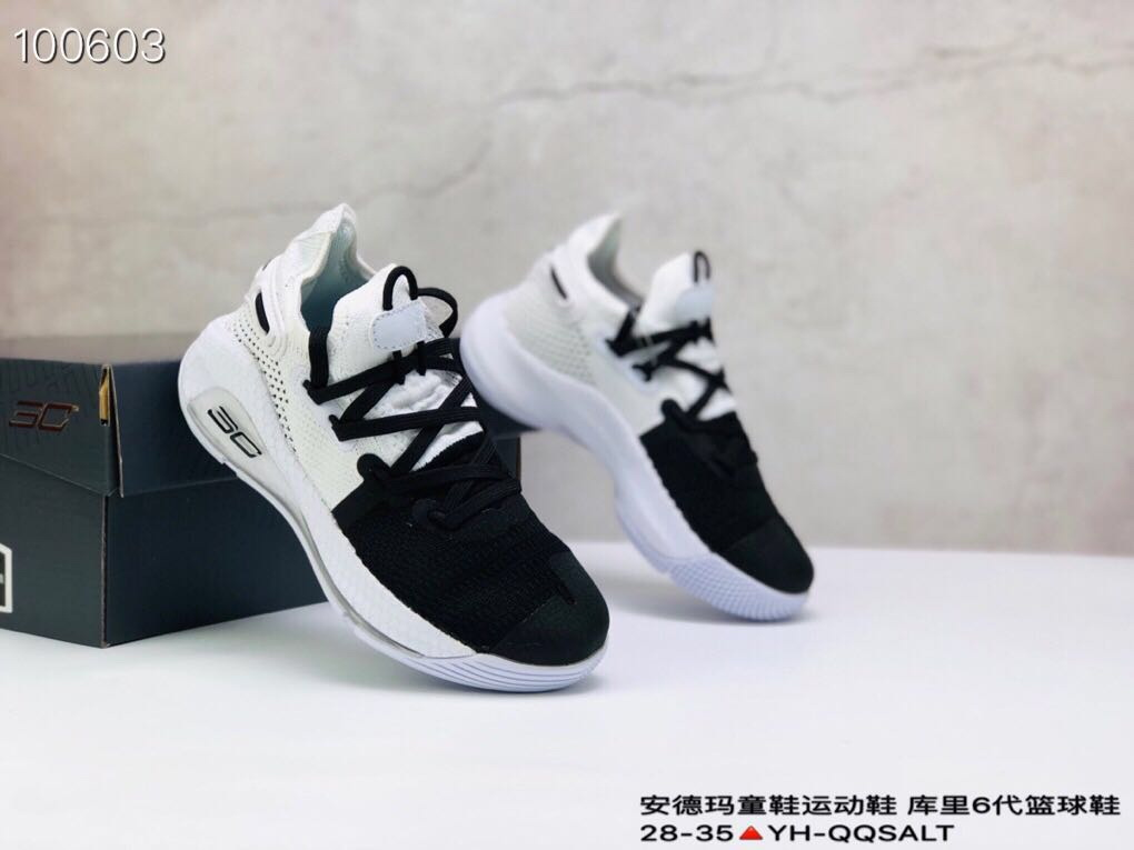 kid Under Armour shoes017
