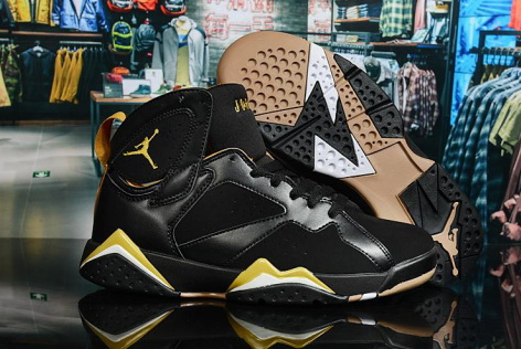 men Jordan 7s shoes001