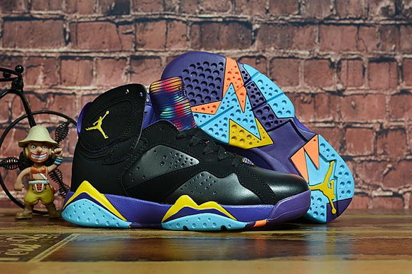 men Jordan 7s shoes005