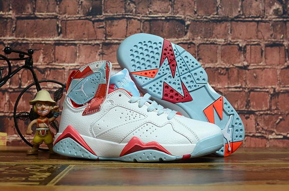 men Jordan 7s shoes004