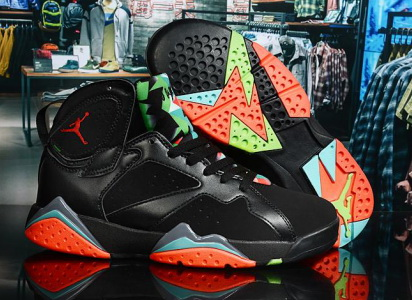men Jordan 7s shoes006