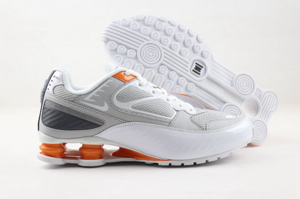 men nike shox enigam shoes001