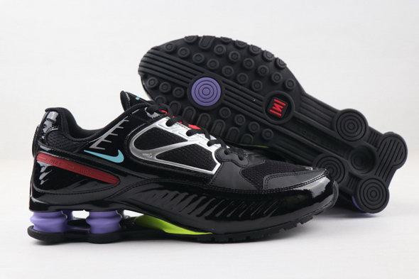 men nike shox enigam shoes002