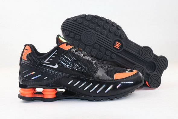 men nike shox enigam shoes005