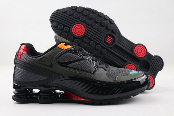 men nike shox enigam shoes004