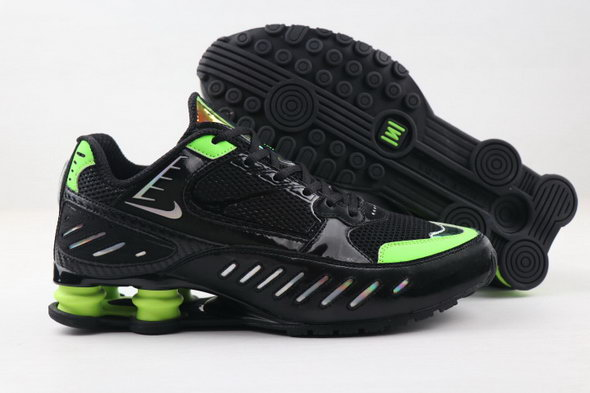 men nike shox enigam shoes006