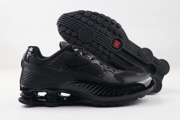 men nike shox enigam shoes007