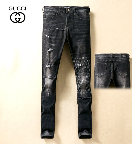 men Gucci jeans001