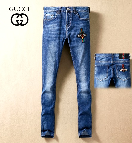 men Gucci jeans006