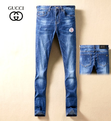men Gucci jeans008