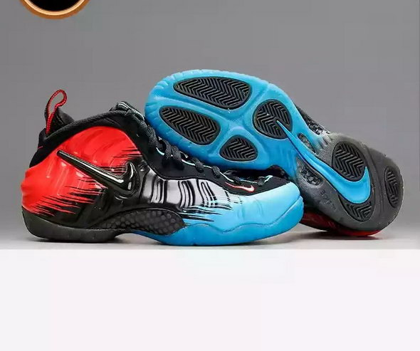 men Nike air Foamposite shoes005
