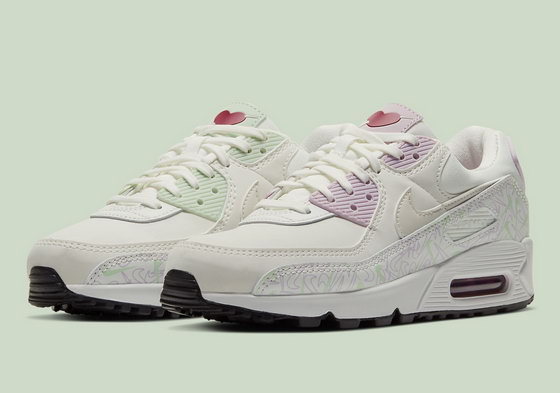 women nike air max 90 shoes001